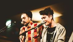 Kyle & Dan // Bastille If you haven't listened to them go do that right now.