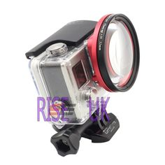 52MM close up  4   Lens Adapter FOR GOPRO 3  4. Close-up lens effect is a simple quadratic using the lens for macro photography without the use of specialized macro lens. Suitable for 52mm Filter Adaptor. | eBay!