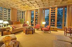 Casa Tonkens de Frank Lloyd Wright - Ohio, USA