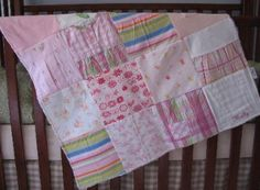 If I could sew, I would be making a Memory Blanket out of Adyson's clothes. WISH LIST!!