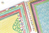 Project Life Cardstock-Amber Collection