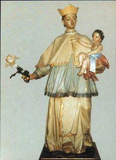 St Louis-Marie Grignion de Montfort