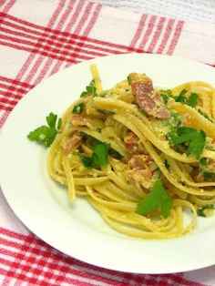 Pasta Carbonara > Willow Bird Baking