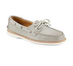 Sperry Top-Sider Women's Gold Cup Authentic Original Boat Shoe (7.5 B(M) US, Light Grey) Find out more about the great product at the image link.