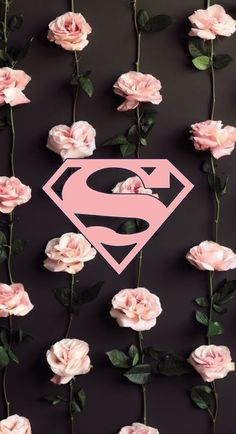 Wallpaper Superman logo by @artemwz (twitter) Superman Wallpaper, Hero Wallpaper, Wallpaper Pictures, Screen Wallpaper, Superman Quotes, Superman Art, Superman Logo, Dope Wallpapers, Best Iphone Wallpapers