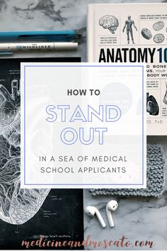 How a premed student can set themselves apart from the rest