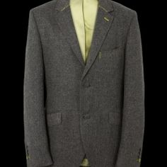 Mix Panel Tweed Mix and Match Suit Charcoal - Твидовые костюмы - MyTweed.ru