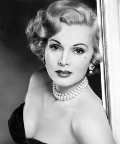 Zsa Zsa Gabor Turns 98! Celebrate Her Birthday with Vintage Photos of the Icon #InStyle