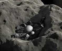 US Lawmakers Pass Bill for Space Mining in the Future Under the Spurring Private Aerospace Competitiveness and Entrepreneurship (SPACE) Act, which the US House of Representatives passed Thursday, firms involved in asteroid mining will be able to keep whatever they dig up.