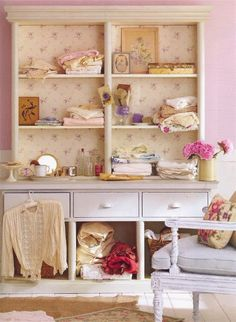 """Dicas de decoração feminina e elegante: móveis sofisticados e """"suaves""""!!"""