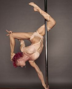 I want to learn to pole dance just because it seems fun and pretty cool. i will never do it at a bar or club though !!