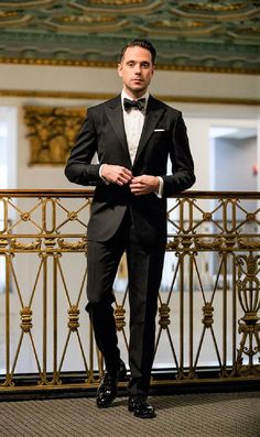 Black Tie Dress Code: How To Nail It