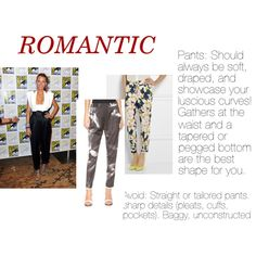 """romantic pants"" by expressingyourtruth on Polyvore"