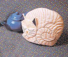 Cat Cozy Pattern  Tea Cozy Pattern ~~Great Scrap Craft! | eBay!