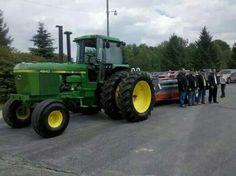 Old John Deere Tractors, Jd Tractors, Farm Life, Iron, Horses, Board, Classic, Derby, Classic Books