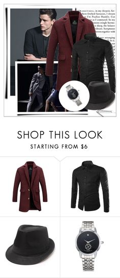 """""""Rosegal 18/ II"""" by emina-095 ❤ liked on Polyvore featuring Emporio Armani, vintage, men's fashion, menswear, love, shop and polyvoreeditorial"""