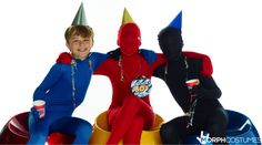 Kids Fancy Dress Costume Inspiration: The original and the best - original morphsuits. 100% Genuine Morphsuits from the company that invented them fancy dress phenomenon. MorphCostumes Morphsuits use a secret blend spandex which means your suit will fit better, last longer and bring hours of fun.