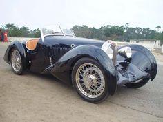 '31 Bugatti Type 37A Hanni Roadster