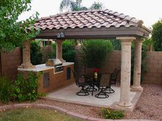 Blog de decoración ~What is the ideal construction material for an outdoor space?~ http://amandonaturalstone.ca