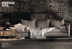 Montauk Sofa Canada These Sofas Are Down And The Most Comfortable On