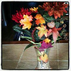 Fall arrangement:)