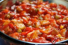 Seafood Salad, Polish Recipes, Kung Pao Chicken, Preserves, Chili, Soup, Fish, Ethnic Recipes, Blog