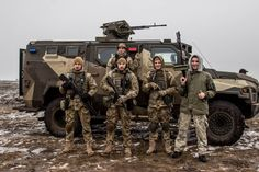 National Guard of Ukraine «Azov» regiment, KrAZ «Spartan» #ukraine #military #army