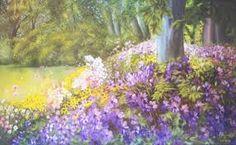 Resultado de imagen para pinturas de cuadros de paisajes de campo