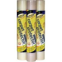 Prosolve Reverse Wound Carpet Protector Films Clear