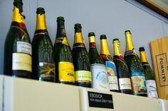 More drinks...    #CERNtweetup-92.jpg by SimSullen, via Flickr