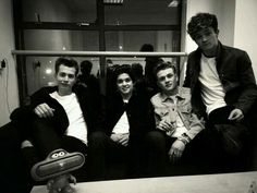 The Vamps..