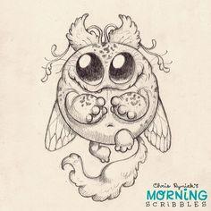 Springwings  #morningscribbles | 출처: CHRIS RYNIAK