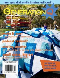 Generation Q magazine & site
