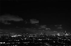 black and white night dark light city Night Aesthetic, City Aesthetic, Addams Family Tv Show, Rain Gif, Glitter Gif, Dark City, White City, Les Gifs, Night Gif