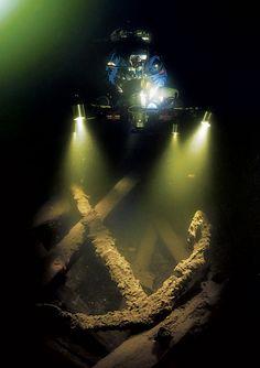 Tobias Enge Shipwreck | Underwater Scuba Diving Secret Spots