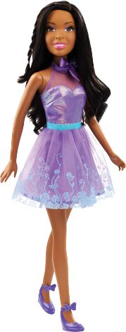 "Barbie 28"" Best Fashion Friend Doll - Nikki - Just Play 