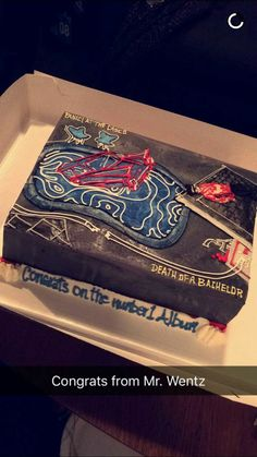 This is legit I want a Blurryface cake and a regional at best one and a vessel one and a self titled one