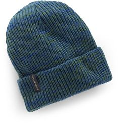 A winter classic with a spin—this United By Blue Marled Mariner beanie is  made 4fb8b12b6897