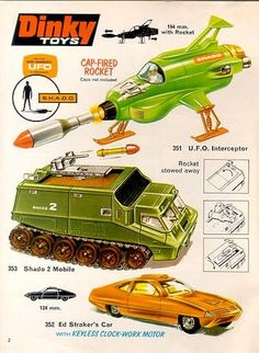 Dinky Toys, I had these but where did they go!