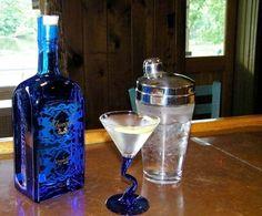 Bluecoat Gin from Philadelphia Distilling