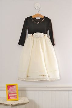 Full length, new with tags, girls formal dress (maybe for a flower girl?) Size 4t Girls by Jayne Copeland $44.99 (original price over a hundred dollars)