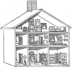 Image Result For Barbie House Plans To Build