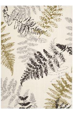 Safavieh Porcello PRL3738B Ivory Rug | Contemporary Rugs #RugsUSA