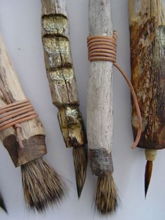 Ying Zhou ~ brushes