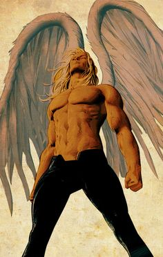 Angel by Mike Deodato Jr.