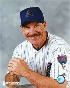 Bob Brenly.  My favorite coach ever.  He lead the 2001 Diamondbacks to a World Series title.