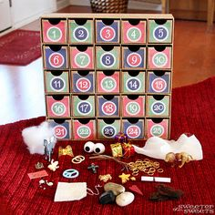 DIY Christian Advent Calendars