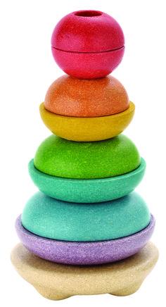 PlanToys Stacking Ring  Christmas Gift Ideas for Kids Tiny Style Australia