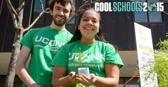 Sierra magazine's annual coverage of America's greenest colleges.