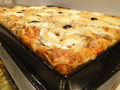 Beaucoup d'entre vous la connaisse déjà pour l'avoir testé et je pense que vous l'aurez deviné, il s'agit de la fameuse pâte à pizza liquide bien-sûr! A mon tour, j'ai eu envie de la réaliser et je n'ai pas été déçue, cette pâte est magique, on mélange...